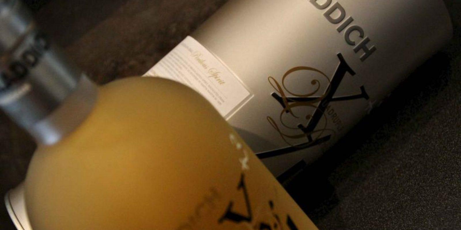 5. Whisky Bruichladdich X4 Perilous Foto:Wikimedia Commons