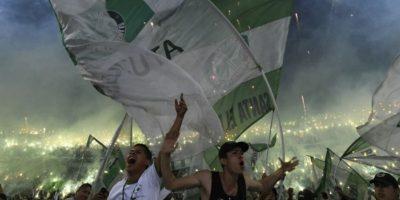 Los colombianos repitieron el título conseguido en 1989 y consiguieron su segunda Libertadores Foto:AFP