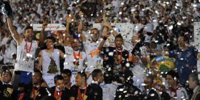 Brasil está en el segundo lugar con 17 títulos. Santos aporta con 3 Copa Libertadores Foto:AFP