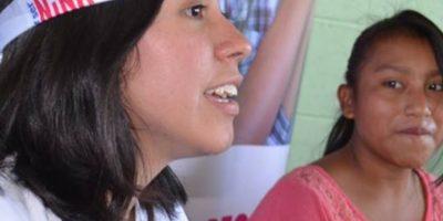 Futbolista Ana Lucía Martínez es nombrada embajadora de la niñez