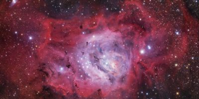 M8 Lagoon Nebula Foto: Ivan Eder – Insight Astronomy Photographer of the Year 2016