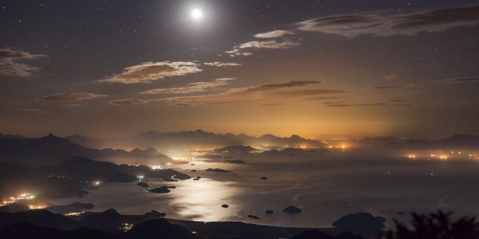 Moon Reflection Foto: Rafael Defavari – Insight Astronomy Photographer of the Year 2016