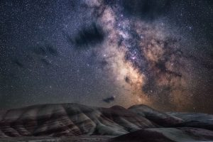 Painted Hills Foto:Nicholas Roemmelt – Insight Astronomy Photographer of the Year 2016