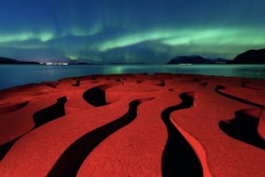 Seven Magic Points Foto:Rune Engebø – Insight Astronomy Photographer of the Year 2016