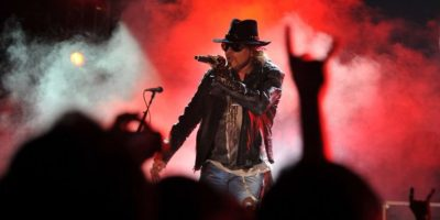 """Guns N"""" Roses extenderá su gira más allá de 2016"""