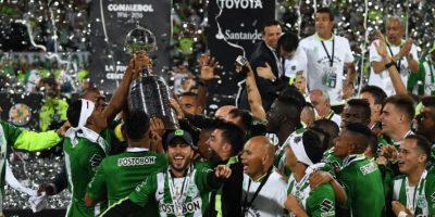 Atlético Nacional de Colombia campeón de la Copa Libertadores 2016