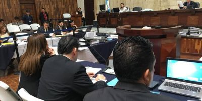 """Defensa busca que ligados a proceso penal por """"Cooptación"""" dejen la cárcel"""