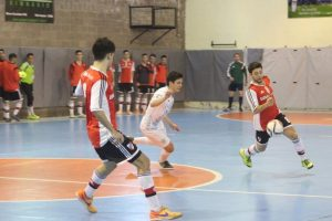 Foto:Facebook Liga de Futsal
