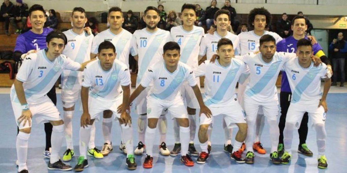 Selección de Futsal derrota a Boca Juniors en Argentina