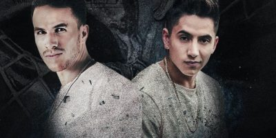 """Ale Mendoza se quita """"La Máscara"""" junto al colombiano Andy Rivera"""