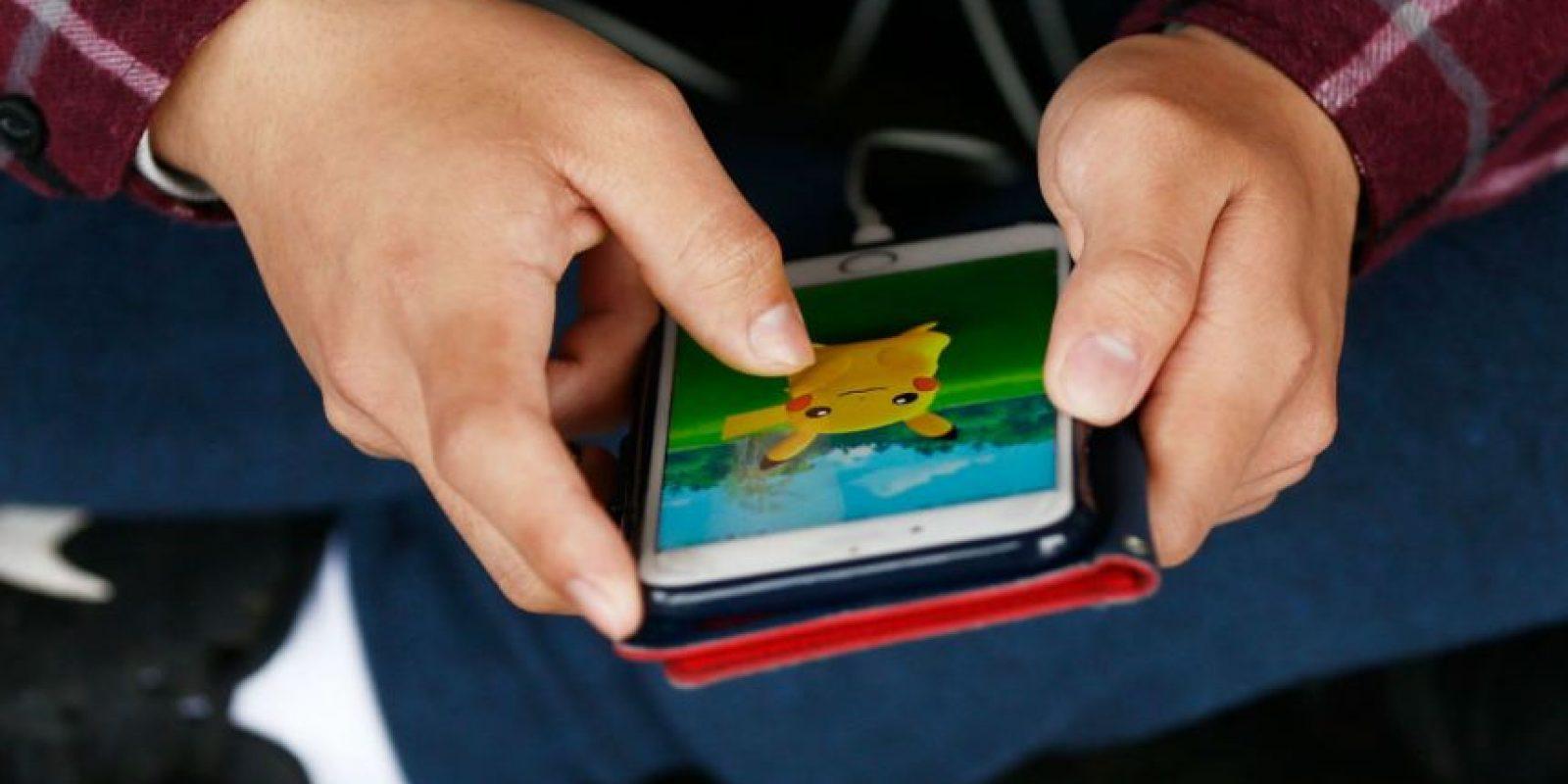 Y es entonces cuando la app les pedirá que elijan su equipo. Foto:Getty Images