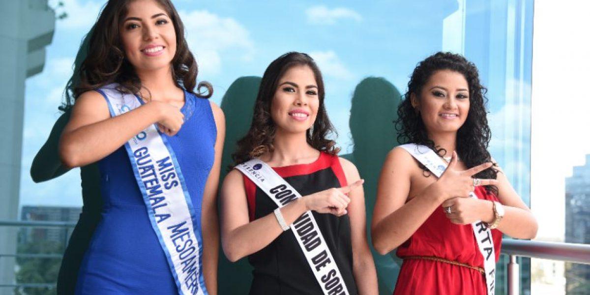 Conoce a estas mujeres sordas que orgullosamente son reinas de belleza guatemaltecas