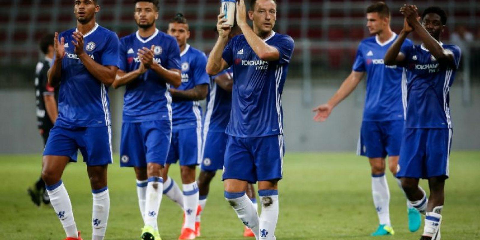 Chelsea es el equipo más odiado de la Premier League Foto:Getty Images