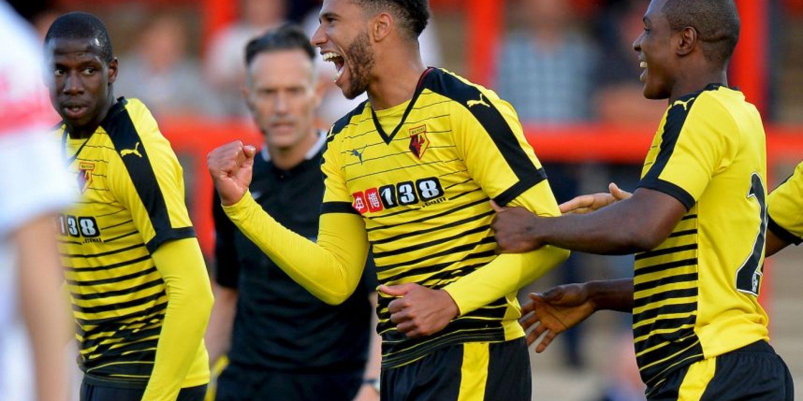 Watford es el cuarto equipo menos odiado Foto:Getty Images