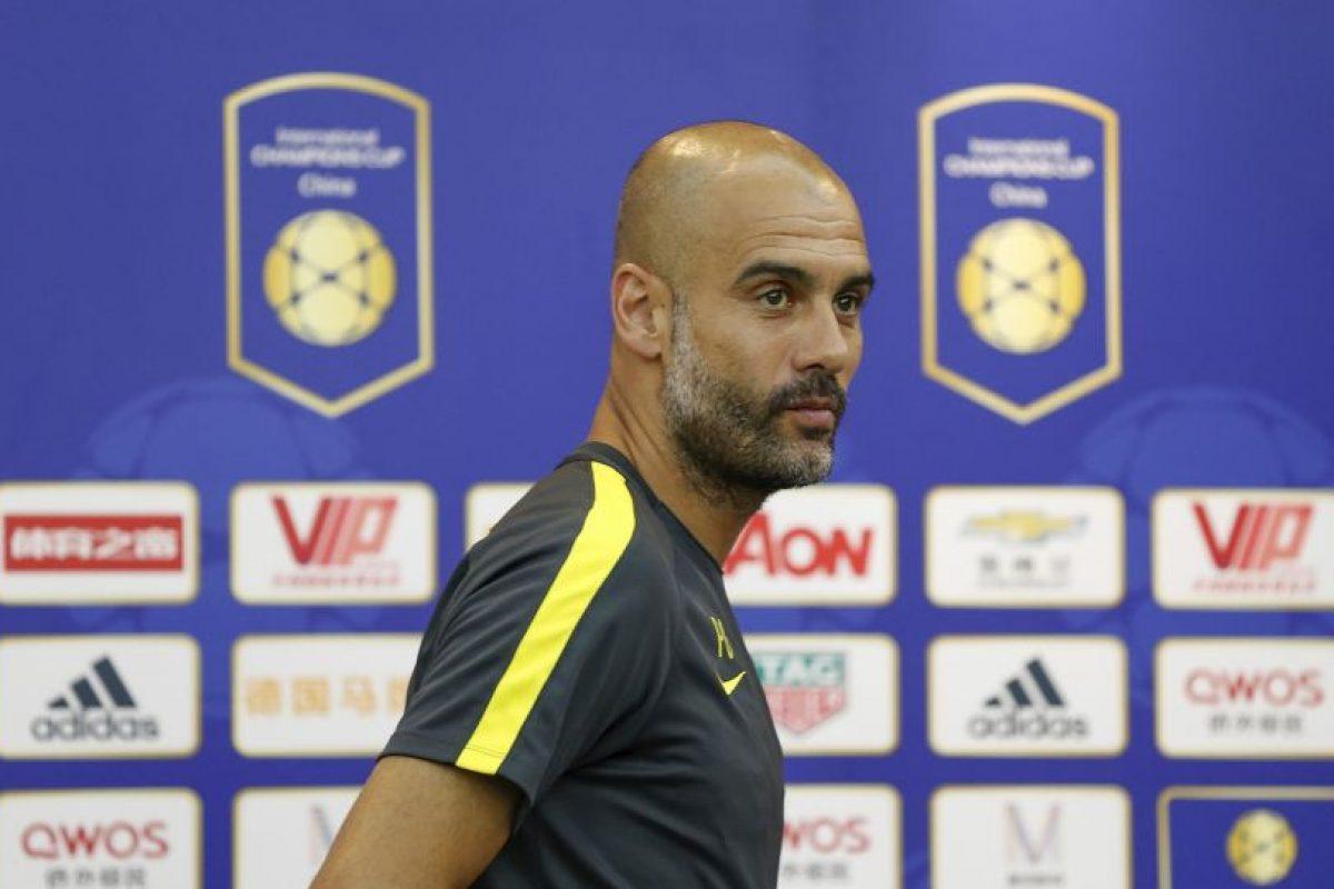 Guardiola ya tiene claro los refuerzos que quiere para su Manchester City Foto:Getty Images