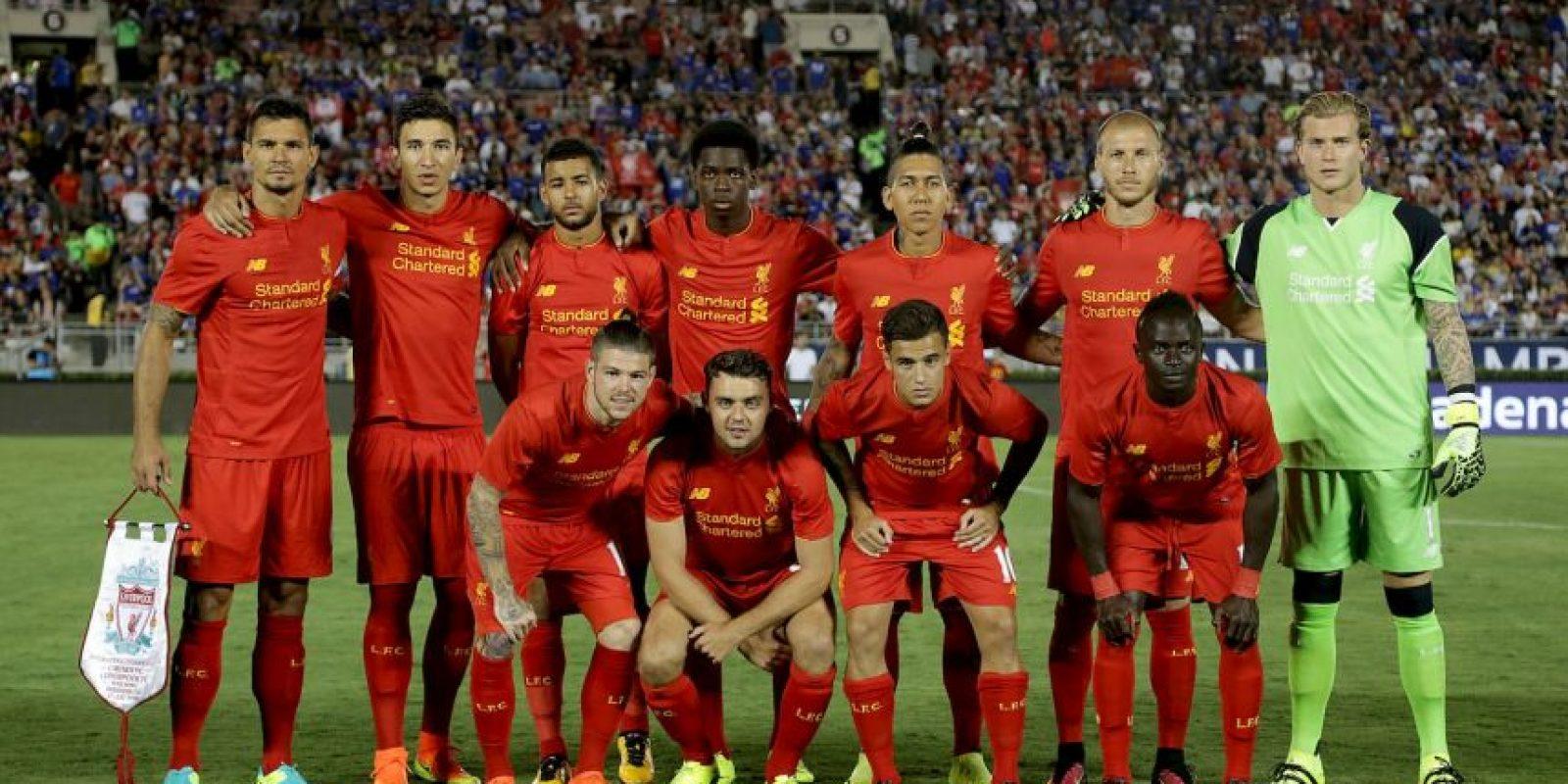 Liverpool completa el podio de los equipos más odiados Foto:Getty Images