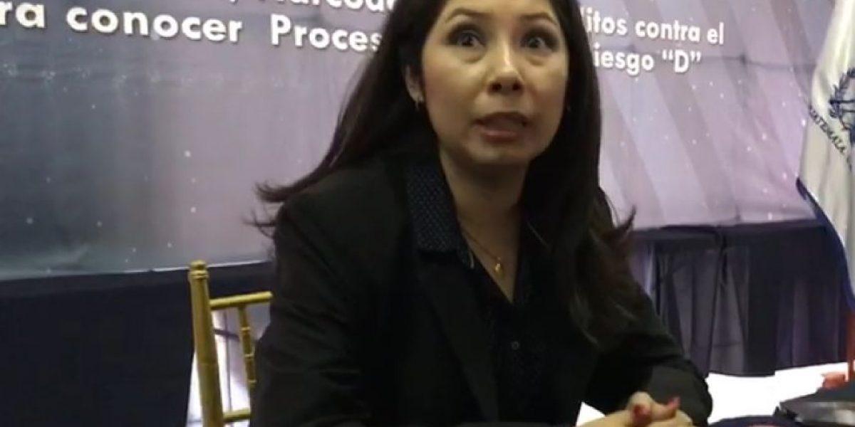 Nueva jueza de Mayor Riesgo: