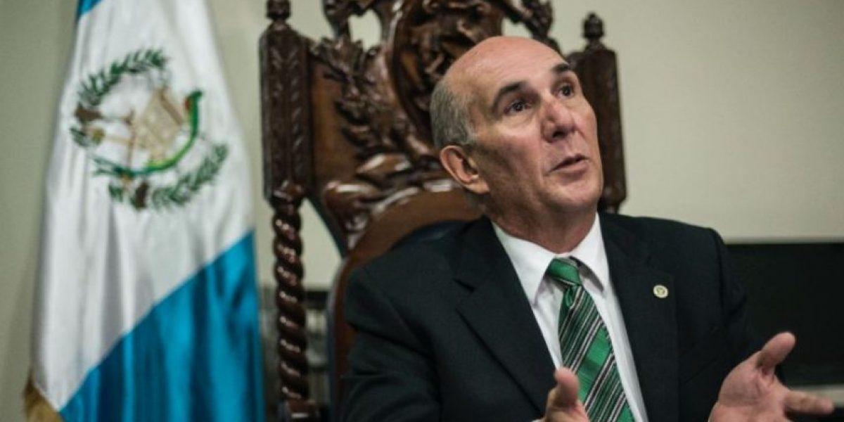 Mario Taracena informa que intentaron envenenar a miembro del Congreso