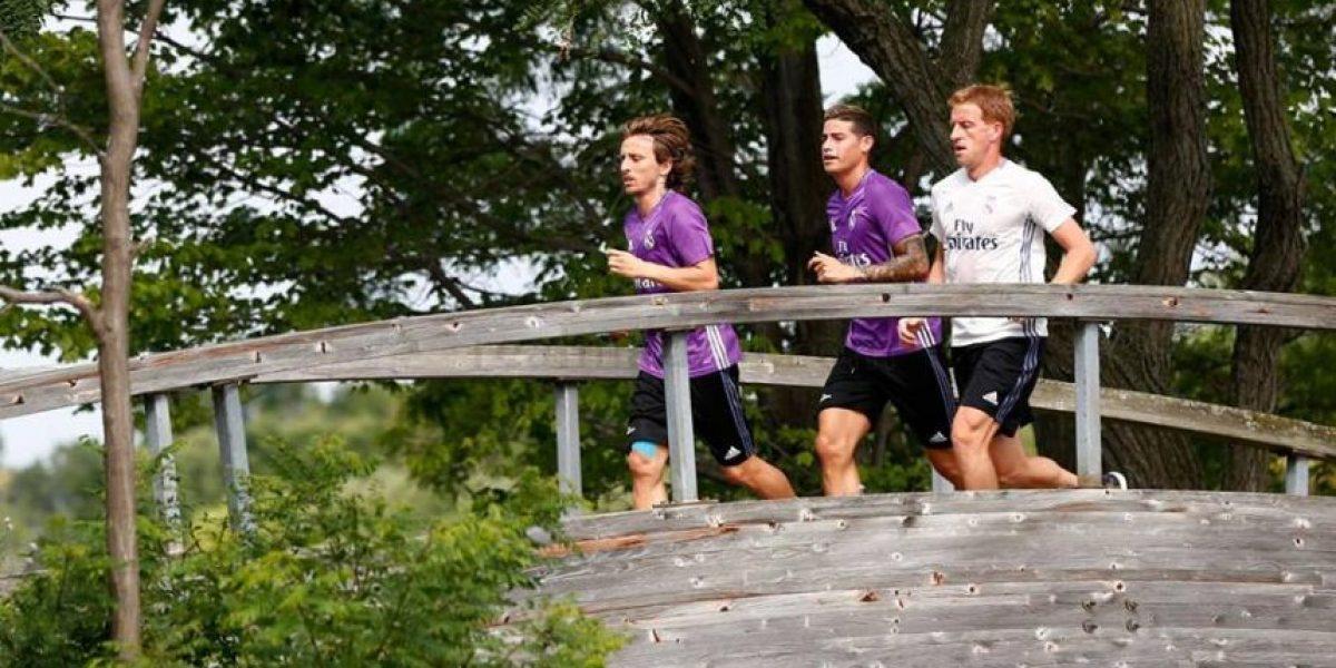 FOTOS. El hermoso lugar donde entrenan los jugadores del Real Madrid
