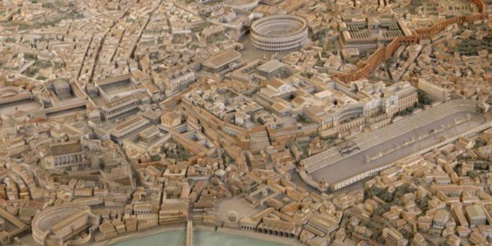 En el año 634 A.C los romanos creían que en algún momento su ciudad sería destruída y se acabaría todo. No se acabó todo, pero sí su ciudad: en el año 436 A.D, el Imperio Romano Occidental cayó para siempre. Foto:vía rome.org