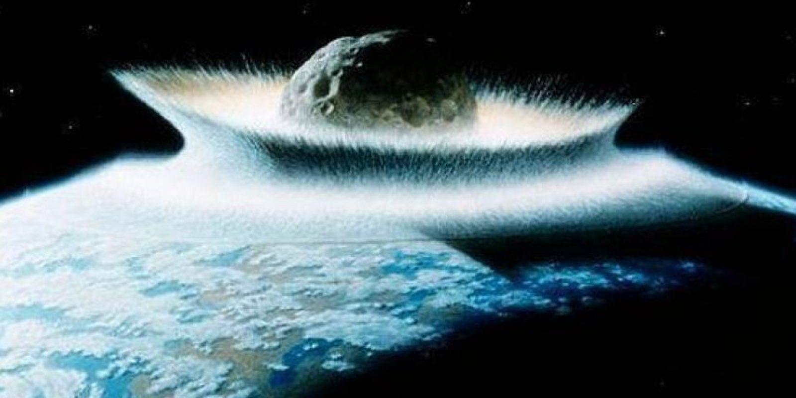 Supuestamente, todos nos moriremos en septiembre, ya que un asteroide colapsará y nos matará a todos, así como a los dinosaurios. La NASA dice que no habrá tal cosa, pero esta es una de las tantas veces que han dicho que el mundo terminará. Foto:vía NASA