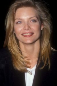 Michelle Pfeiffer ya era perfecta. Foto: vía Getty Images