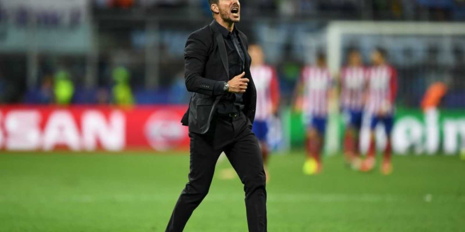 1.- Diego Simeone (Atlético de Madrid) Foto: Getty Image