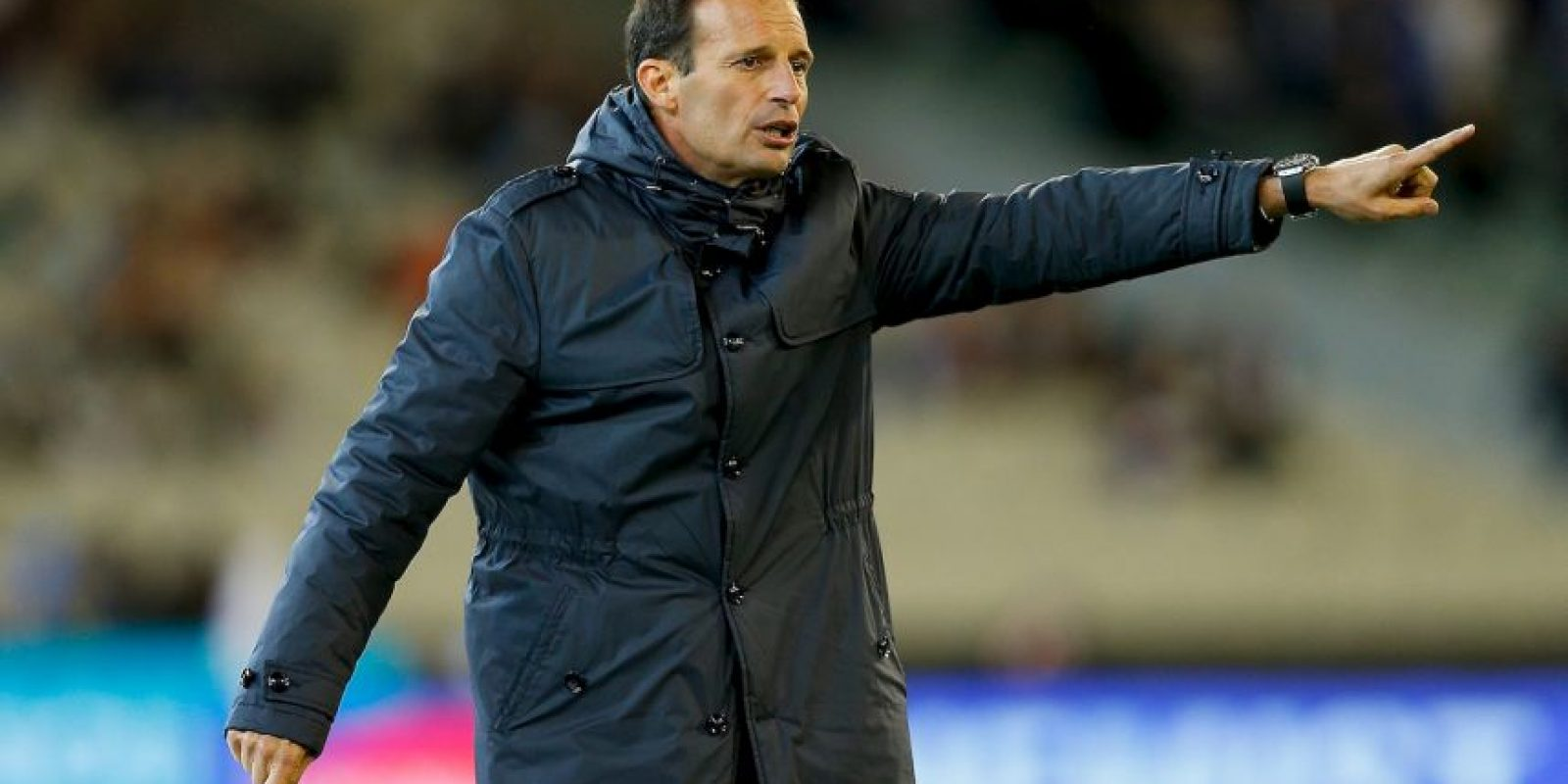 6.- Massimiliano Allegri (Juventus) Foto: Getty Images