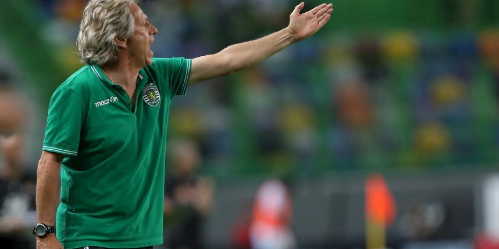10.-Jorge Jesus (Sporting Lisboa) Foto: Getty Images