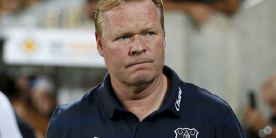 9.- Ronald Koeman (Everton) Foto: Getty Images