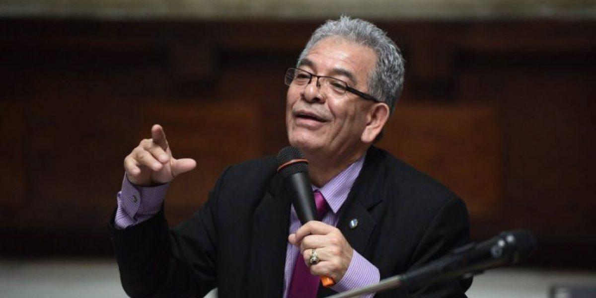 """Juez Miguel Gálvez: """"No tengo aspiraciones políticas"""""""