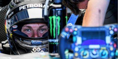 IMÁGENES. Nico Rosberg amenaza con ganar en Alemania