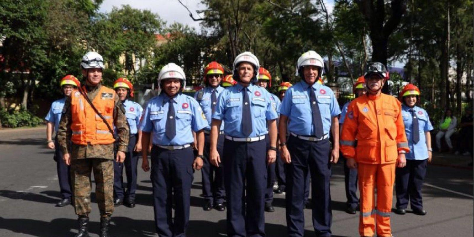 Foto:Bomberos Municipales