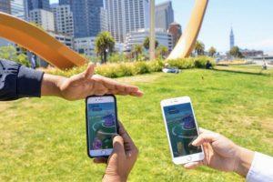 La cercanía de los Pokémon puede consultarse en el menú que aparece en la esquina inferior derecha. Foto:Nintendo