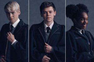Los protagonistas de la nueva obra de Harry Potter. Foto:London Palace Theatre