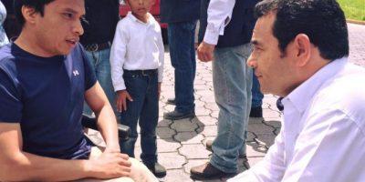 Presidente Morales insta a trabajar juntos por el país