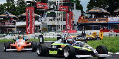 Polémica jornada en el Campeonato Nacional de Automovilismo