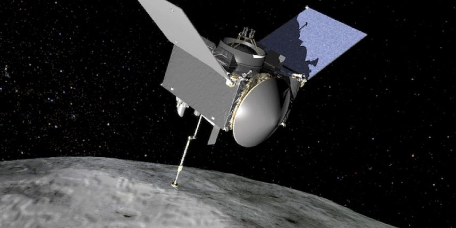 El asteroide podría estrellarse con la Tierra en el próximo siglo Foto:NASA