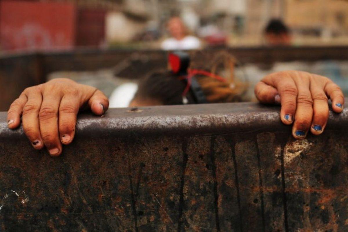Una de cada cinco mujeres declaran haber sufrido abusos sexuales en la infancia Foto:Getty Images