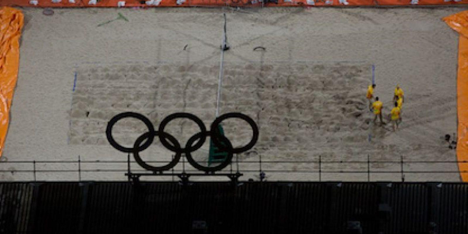 6. Hay 528 medallas en juego, 306 de oro. Foto:Getty Images