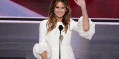 Salen a la luz más fotos prohibidas de la esposa de Donald Trump