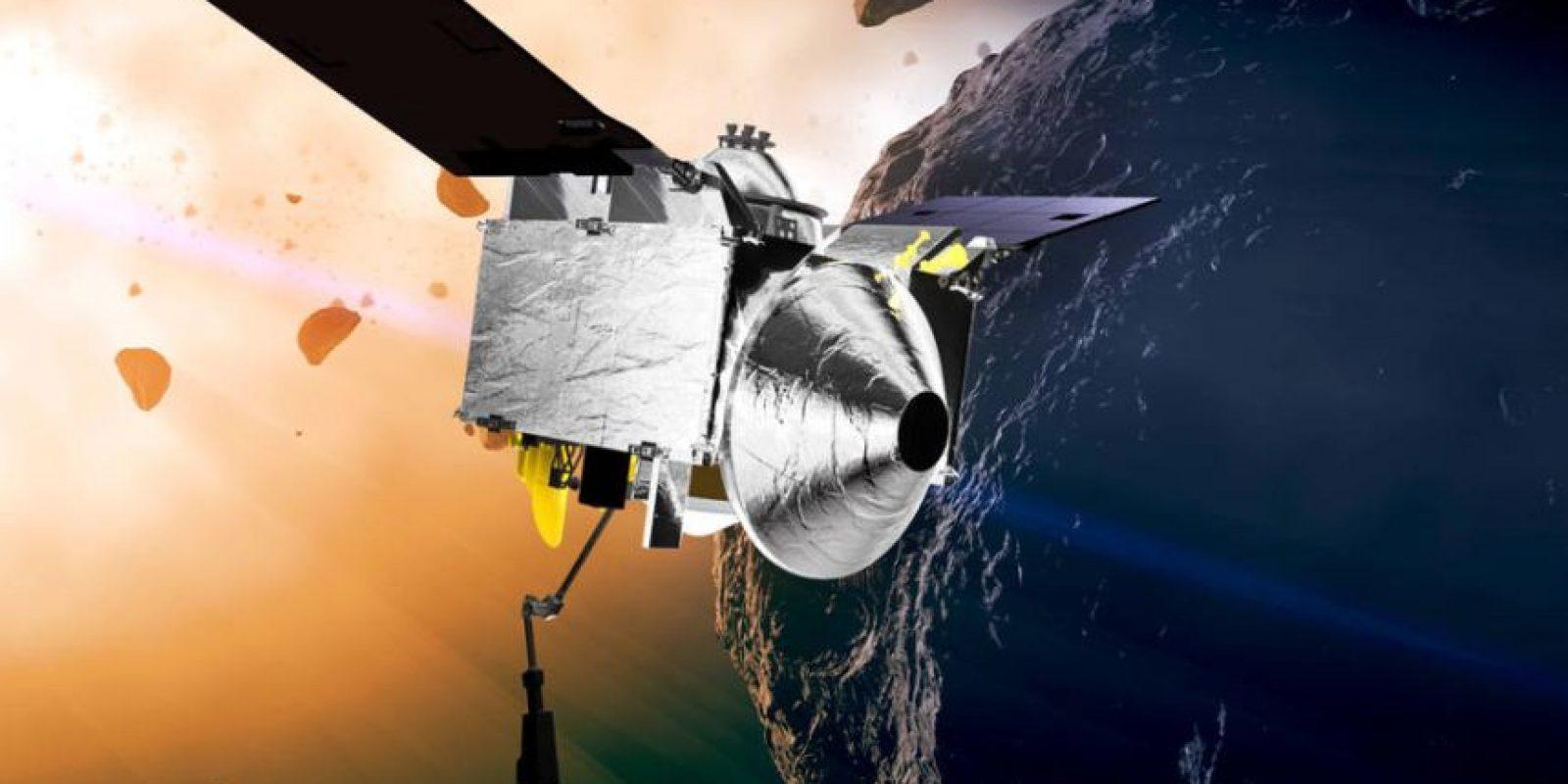Tiene como objetivo investigar la formación del asteroide Foto:NASA