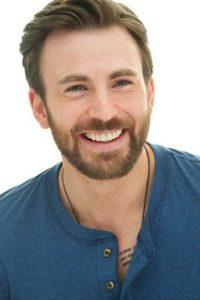 "Chris Evans por ""Capitán América"" Foto:Instagram"