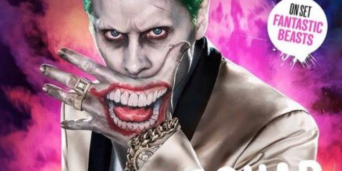6 locuras que hizo Jared Leto para encarnar a The Joker
