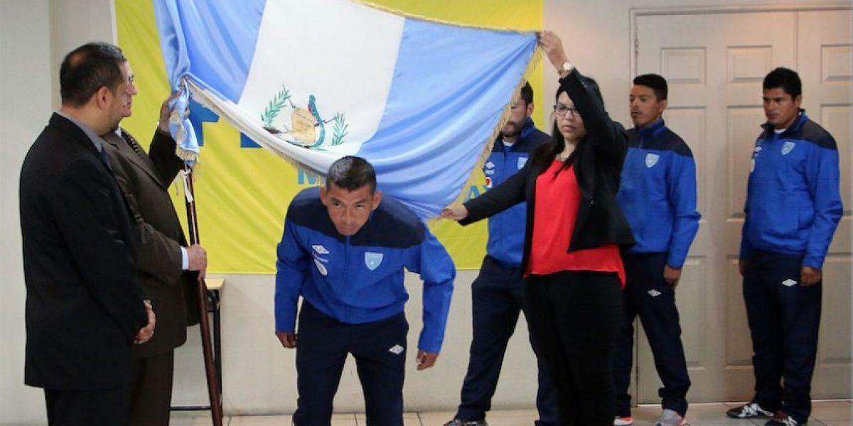 Selección de Futbol Playa está lista para el torneo de Uncaf
