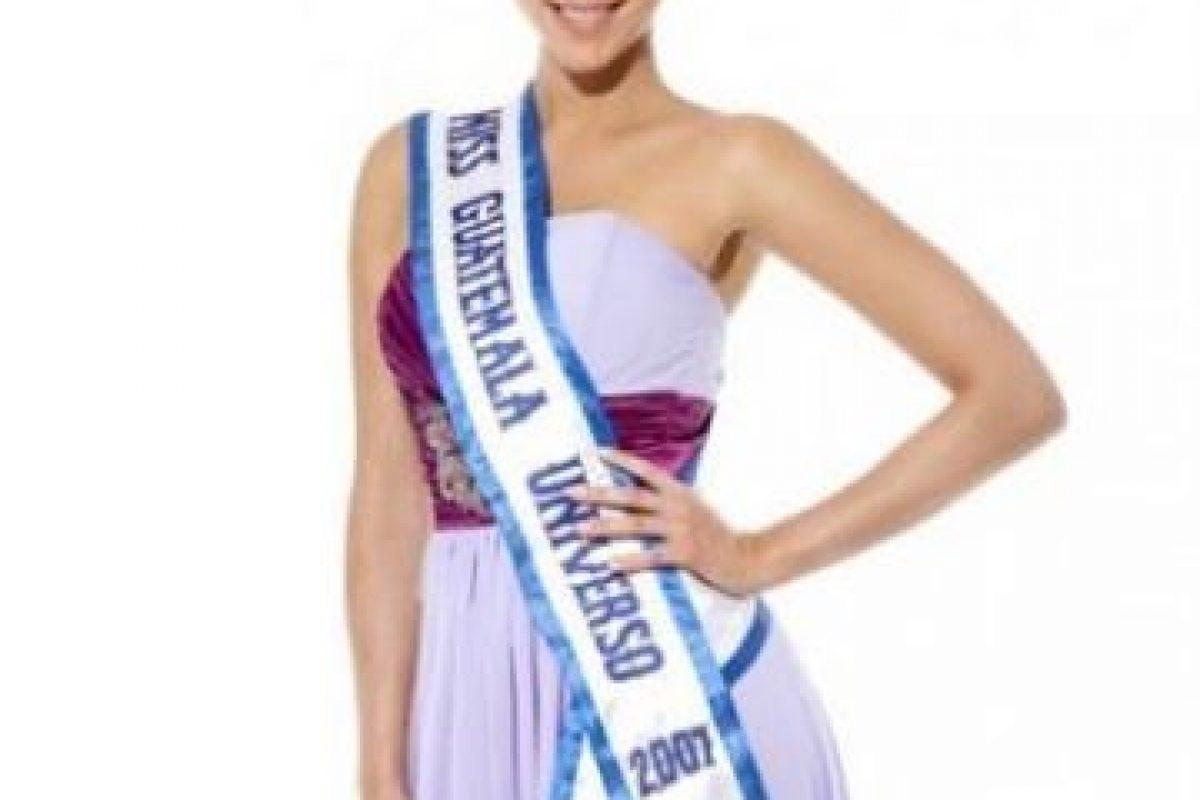 Foto:Miss Guatemala