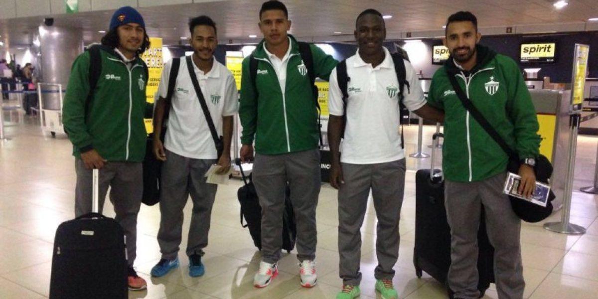 Antigua GFC llega a Estados Unidos con la ilusión de su debut
