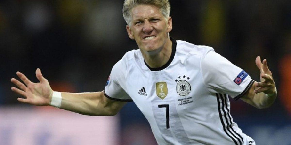 Apartado del Manchester United, Schweinsteiger podría fichar por este equipo