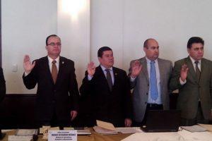 Funcionarios del MAGA acuden a citación en el Congreso Foto:MAGA