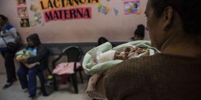 La lactancia materna es un vínculo inquebrantable